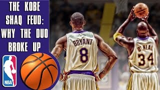Why Kobe & Shaq didn't last past 2004 - The great feud