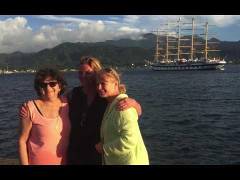 Royal Clipper Cruise HD 720p