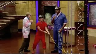 Science Bob's Rube Goldberg Machine on Kelly & Michael