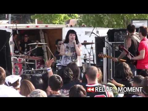 2013.07.24 Iwrestledabearonce - Tastes Like Kevin Bacon (Live in Chicago, IL)