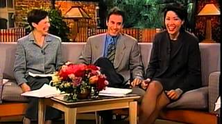 NBC TODAY's Matt Lauer, Katie Couric and Ann Curry Talk Kid Problems (1998)