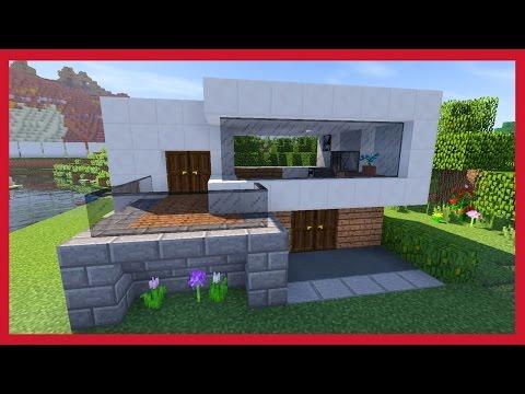 Minecraft: Come Creare Una Casa Moderna
