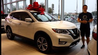 Does the 2019 Nissan Rogue SV have enough BANG for the BUCK?