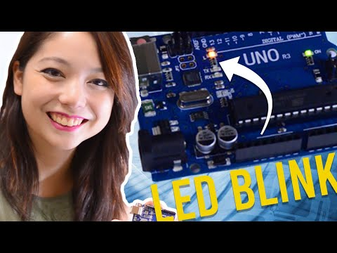 INTRODUCTION TO ARDUINO: Arduino Uno Blink (C++ Code And Hardware)