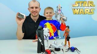 Игры для мальчиков Звёздные Войны, Робот КРАБ, Умные Пауки и другое. Курносики Junior LEGO STAR WARS