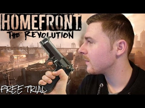 "Arron Cooper Plays ""Homefront: The Revolution"" (Free-Trial)"