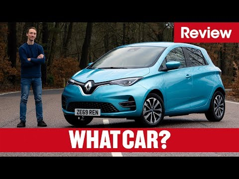 2020 Renault Zoe Review – Why It's The Best Small Electric Car | What Car?