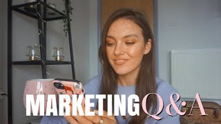 Q&A: All Things Marketing Post Grad, Digital & Working In The Industry   Ames Banks