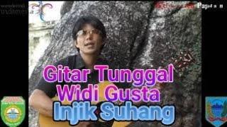 Gitar Tunggal Daerah Besemah  Sumatera Selatan \x27\x27 INJIK SUHANG  \x27\x27 WIDI GUSTA ( Video Klip Lama )