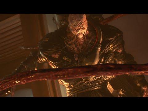 Resident Evil 3 - Nemesis Trailer