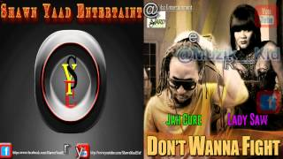 Jah Cure Ft Lady Saw - Fight No More - November 2013 @ShawnYaadEnt