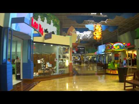 Grapevine Mills Shopping Mall 1