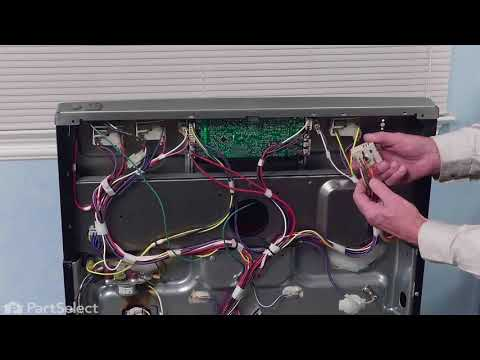Whirlpool Range Repair - How to Replace the Infinite Switch ... on