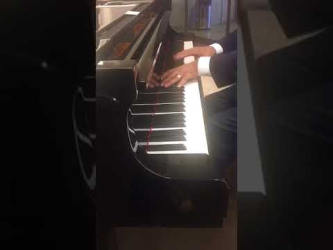 SPEAK SOFTLY LOVE THEME FROM THE GODFATHER played by Ricardo Matheu Pianist