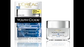 Honest Review Update on L'Oreal Youth Code Dark Spot Corrector