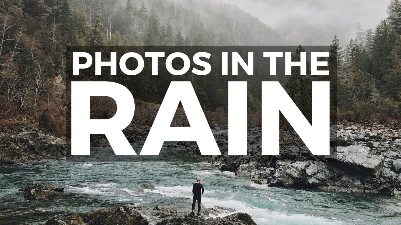 Why I Love Landscape Photography in the Rain for Better Photos