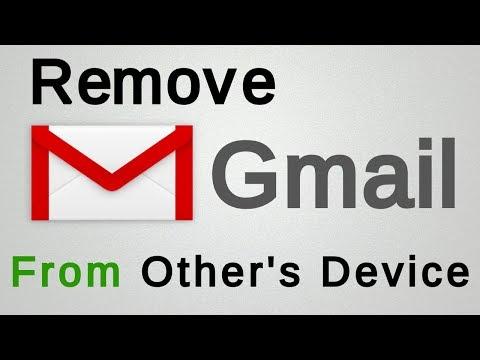 How do i delete my gmail account on my mobile phone