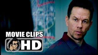 MILE 22 Clips + Trailer (2018) Mark Wahlberg