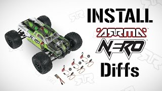 Thumnail for Install ARRMA NERO Differentials : Tips & How-To's