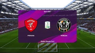 PES 2020 | Perugia vs Venezia - Italy Serie B | 29 December 2019