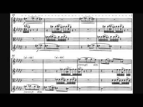 Leoš Janáček - String Quartet No. 1