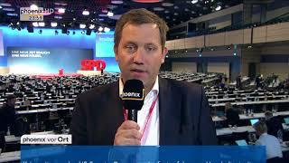 Lars Klingbeil zur Entscheidung der SPD für Koalitionsverhandlungen mit CDU/CSU am 21.01.18