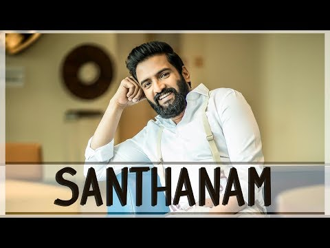 Provoke Magazine Cover Shoot With Santhanam | Making | Provoke TV