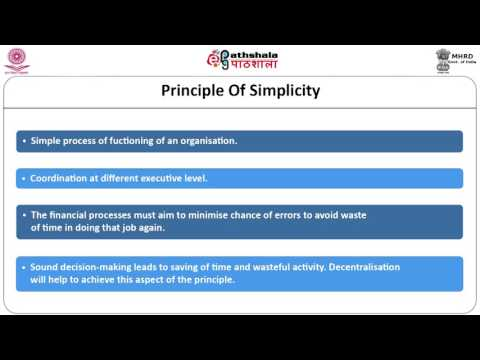 Principle of Financial Administration 03