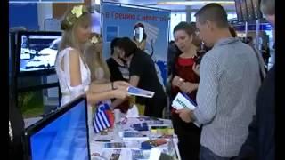 видео Фестиваль Путешествий в Шереметьево 2016