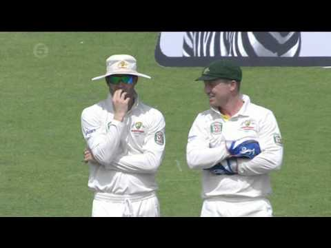 3 Cricket  The Ashes 2013 - England  v Australia 1ST TEST, DAY THREE.ts
