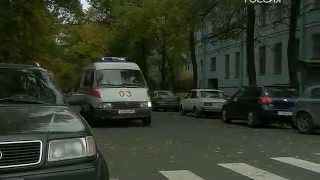 Гаишники (2008) 8 серия - car chase scene #2
