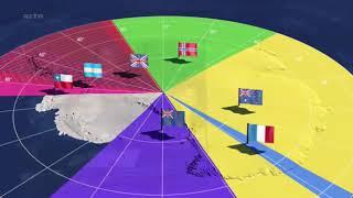 Neues aus der Antarktis - Mit offenen Karten