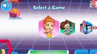 Soaring Over Summer Arcade   Fancy Nancy Online Game For Kids (Disney Junior)   Kids TV Channel