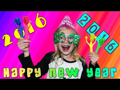 New Year's Eve Celebration & Huge Family PARTY!!