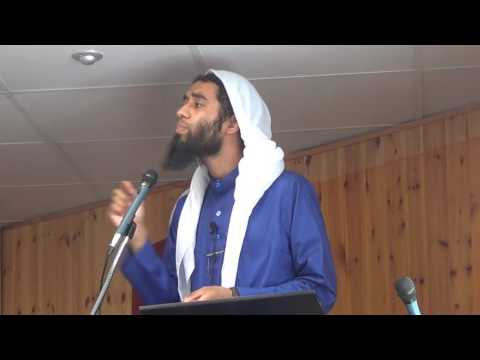 The Ummah is suffering & you're busy speaking about #Biddah, #Shirk & #Tawheed- Ustadh Abu Taymiyyah