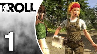 Let's Play Troll and I - PS4 - (Gameplay + Walkthrough) Part 1