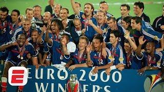 Frank Leboeuf looks back on France s Euro 2000 triumph vs Italy ESPN FC