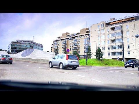Road trip - Finland, Helsinki/Espoo area