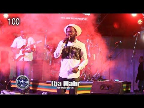 iBA Mahr Performance AT 100 LIVE fed 28, 2018 reggae mouth