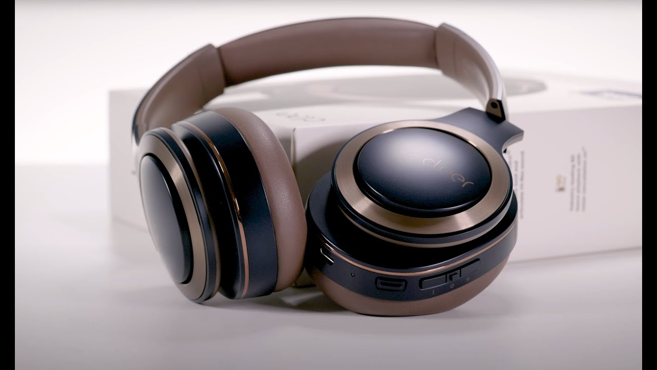 Cleer Enduro ANC Active Noise Cancelling Bluetooth Over-Ear Headphone Review
