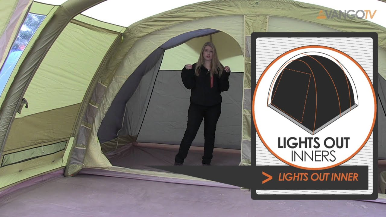 & Vango Family - Lumen AirBeam® tent filmed 2013 - YouTube