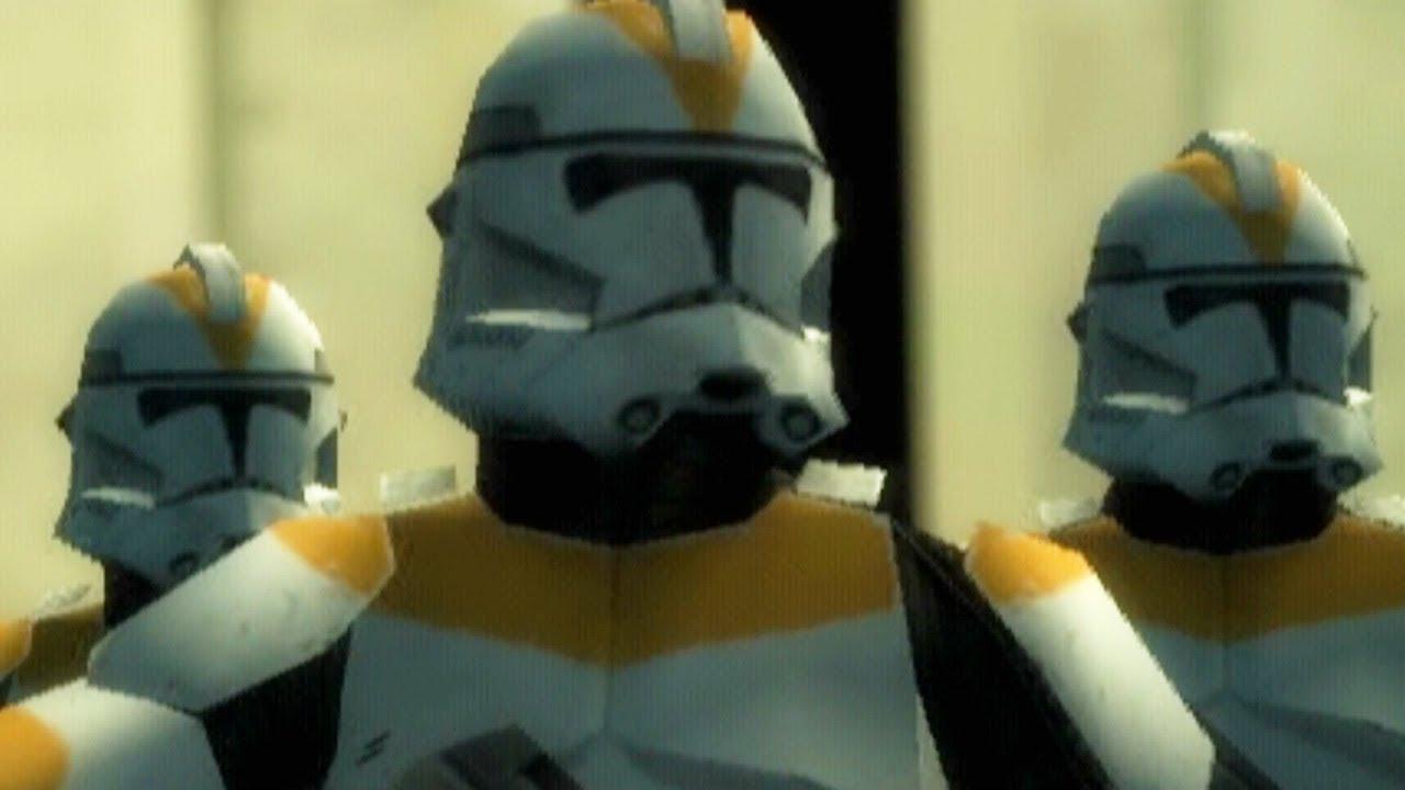 Order 66 Level Star Wars Episode Iii Revenge Of The Sith Youtube