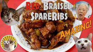 Download lagu [Hong Kong Recipe] Red Braised SpareRibs | Amazing!