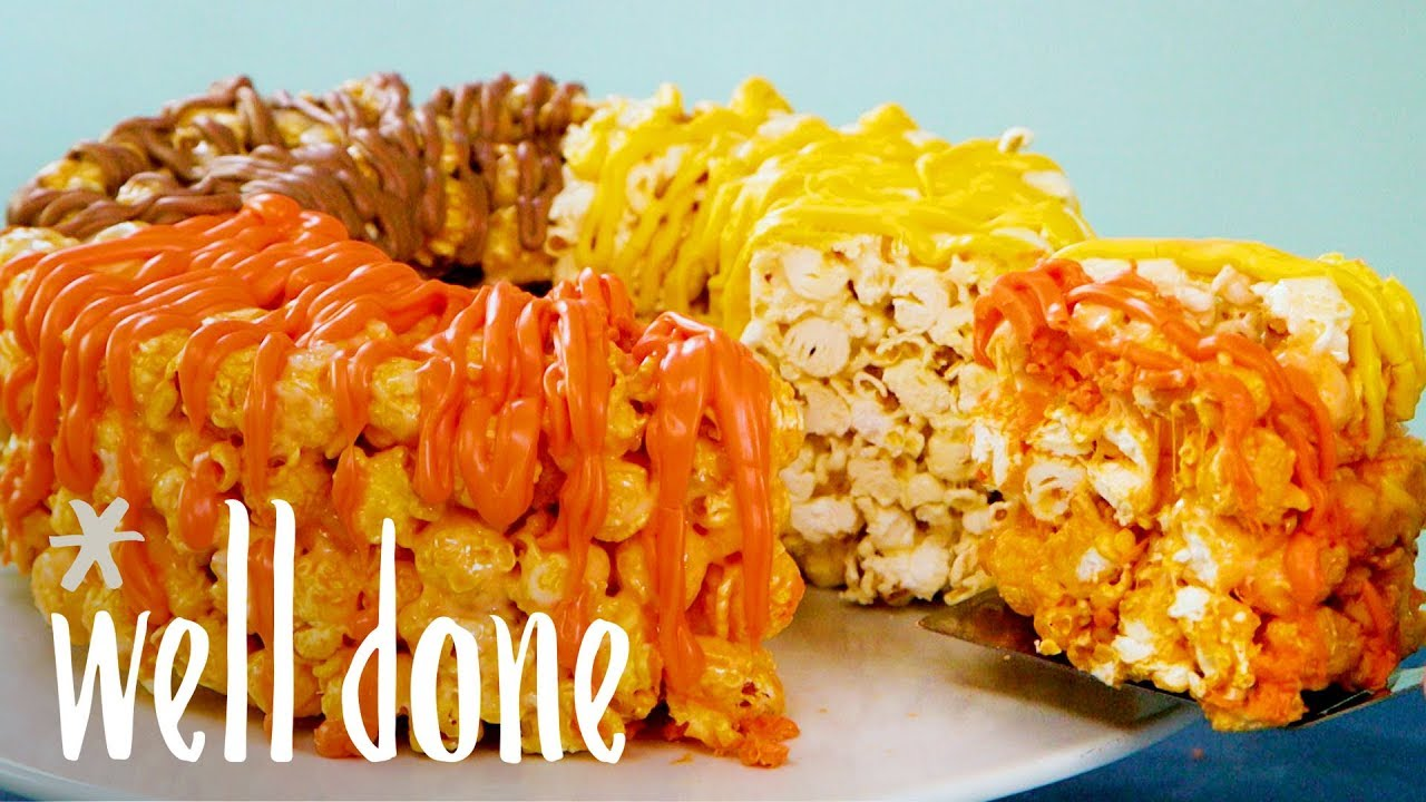 Turn Your Giant Tin Of Popcorn Into A Crunchy Caramel, Butter ...