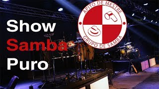 Show Grupo de Samba e Pagode Apito de Mestre - Roda de samba - Samba Raiz - Samba Puro