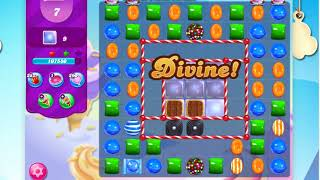 Candy Crush Saga Level 3514 -16 Moves- No Boosters