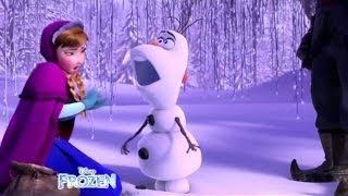 Detrás de cámaras Frozen: Una aventura congelada