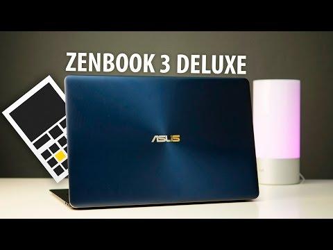 ASUS Zenbook 3 Deluxe (UX490UA) – плюсы и минусы