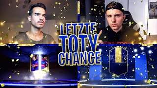 DIE LETZTE TOTY CHANCE !! 🔥🔥 Pack Battle vs GamerBrother