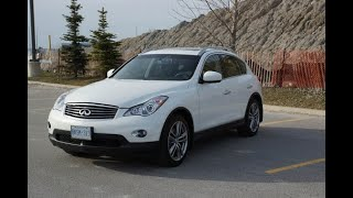 Here's the 2013 Infiniti EX37 Journey AWD on Everyman Driver
